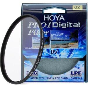 HOYA Slim Digital Camera Filter UV DMC 49/58/62/67/72/77/82mm AU stock