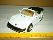 Welly Porsche 911 Carrera RS//Blanco//retirada motor//presión fundición Model//1:39//embalaje original