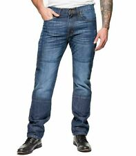 Mens Motorcycle Jeans Regular Fit Reinforced Pants Made With DuPont™ Kevlar® AUS