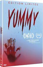 YUMMY DVD EDITION LIMITEE  NEUF SOUS CELLOPHANE