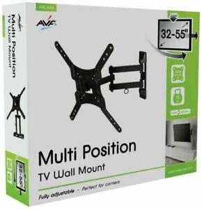 AVF Standard Multi Position 32-55 Inch TV Wall Bracket Model: AAL444