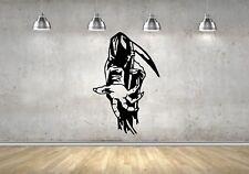 Wall Sticker Mural Decal Vinyl Decor Grim Reaper Dark Side Death