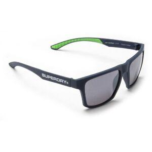 SUPERDRY Mens Combat Sunglasses Navy