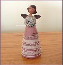 JUNE BIRTHDAY WISH ANGEL FIGURE BY KELLY RAE ROBERTS FREE U.S. SHIPPING