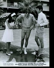 MARY ANN MOBLEY LANA WOOD MARK RICHMAN  FOR SINGLES ONLY  ORIG 8X10 Photo X1430