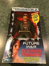 "Vintage 1991 Kenner Terminator 2 Judgement Day Future War 14"" Electronic Figure"