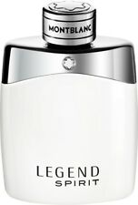 MONT BLANC LEGEND SPIRIT Men 3.4 / 3.3 oz EDT Cologne NEW TESTER