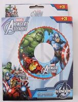 Marvel Avengers Swimming Ring Ages 3+ NWT Kids Summer Fun