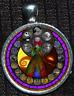 Nightmare before Christmas Jack Sally Skellington Bold Disney Pendant Necklace