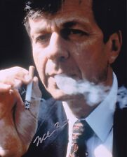 WILLIAM B. DAVIS signed THE X-FILES/CIGARETTE-SMOKING MAN 8x10 photograph