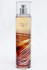 1 Bath & Body Works WARM VANILLA SUGAR Fine Fragrance Body Mist Spray