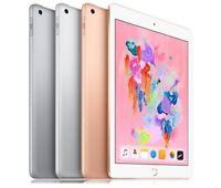 NEW Apple iPad 2 3 4 Mini Air Air 2 Pro - WiFi or Cell - 16GB 32GB 64GB 128GB
