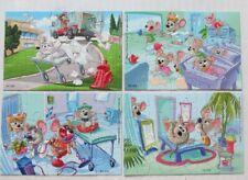 Superpuzzle Mouse Doctors Polen mit allen BPZ