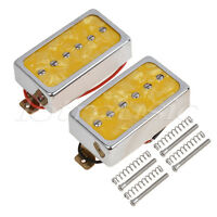Humbucker Bridge and Neck Pickup Set for Electric Guitar Parts Replacement