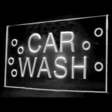 190041 Car Wash Shop Display Chemical Fresh Scent Display Led Light Sign