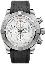 A1337111/G779-100W   BREITLING SUPER AVENGER II   NEW & AUTHENTIC MENS WATCH