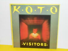 "MAXI SINGLE 12"" - KOTO - VISITORS"