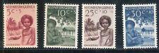 Ned.Nieuw Guinea    Nummer  45/48   postfris.
