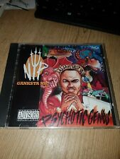 Ganksta NIP ?? Psychotic Genius  CD 1996