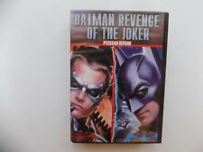 Batman Revenge of The Joker Sega Genesis Mega Drive