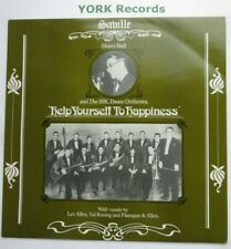 HENRY HALL - Help Yourself To Happiness - Ex Con LP Record Saville SVL 156