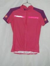 Castelli Ispirata W Jersey FZ maillots S-raspberry/magenta