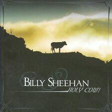 Billy Sheehan - Bass Guitar - HOLY COW CD - Brand New