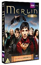 Merlin - Series 2 Vol.1 (DVD, 2009) **New & Sealed Item**