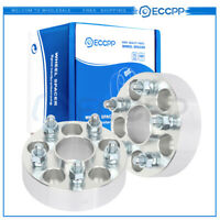 "ECCPP 2 pcs 1.5"" 5x100 12x1.25 studs wheel spacers for Subaru Forester Subaru"