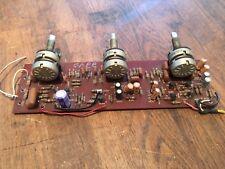 Power amplifier module Marantz 2240 amp bass treble mid pot tone board yd2915004