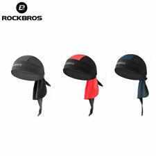 ROCKBROS Summer Cycling Ice Silk Cap Outdoor Sports Pirate Hat Headwear Headband