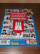 Panini Hamburg sammelt Hamburg 2  - Leer  Album Neu