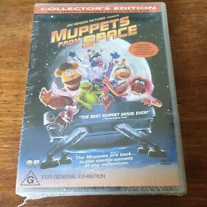 Muppets from Space Collectors Edition DVD R4 BRAND NEW SEALED! FREE POST