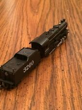 N Scale Minitrix Decapod (2-10-0) Steam Loco