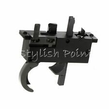 Airsoft Gear WELL MB01 Metal Trigger Assembly for L96 Type Airsoft Rifle AEG