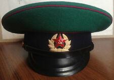USSR Soviet Union Border Guard Cap with Red Star ( replica )