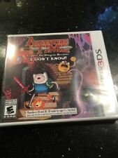 Adventure Time: Explore the Dungeon Because I DON''T KNOW! Nintendo 3DS Sealed