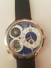 Curtis & Co. Big Time World 57 mm Swiss Made Numbered Limited Edition Watch