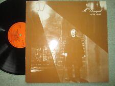 Peter Trust - McGonagall TOPAZ TOP 67  UK Vinyl LP Album