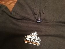 Tr Club San Diego Sweatshirt / Hoodie Sz Xl New Ironman