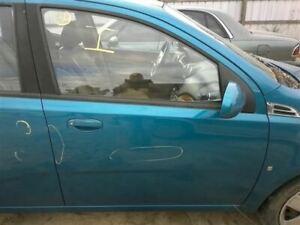 Passenger Right Front Door Hatchback Electric Fits 09-11 AVEO 335854