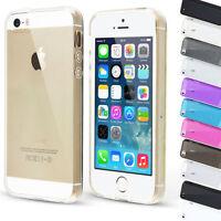 TPU Cover f. APPLE iPhone SAMSUNG  Case Silikon Schutz Hülle KLAR Bumper Schale