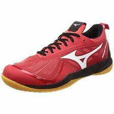 MIZUNO Badminton Shoes WAVE FANG ZERO Wide 71GA1990 Red Black US8.5(26.5cm)