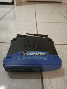 Linksys WRT54GL 54 Mbps 10/100 Wireless G Router