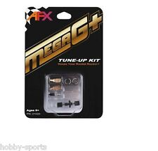 AFX Mega-G+ Slot Car Tune Up Kit Shoes, Tires, Axle Pinion AFX21020