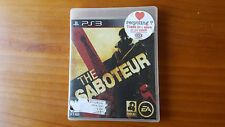The Saboteur | Used PS3 Game | SAME DAY FREE SHIPPING