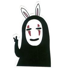 "Japan Movie Spirited Away No-Face Kaonashi  3""x2"" decal sticker #1247"
