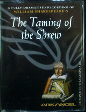 William Shakespeare's - The Taming of the Shrew (AUDIO CASSETTE)