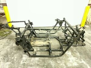 18 Can Am Maverick XC 1000 Main Frame Chassis STRAIGHT SLVG