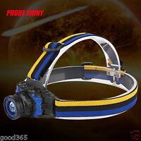 3000LM CREE XM-L Q5 LED Headlamp Headlight Flashlight Tactical Grade Head Torch